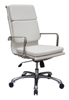 Picture of High Back Executive Contemporary Office Leather Swivel Conference Chair