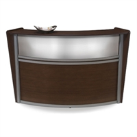 Picture of OFM 55310 Marque Reception Desk Workstation