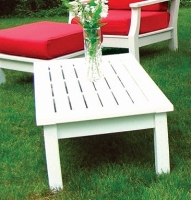 Picture of Seaside Nantucket Outdoor Polymer Coffee Table