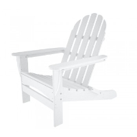 Picture of Polywood Adirondack CBAD, Recycled Plastic Outdoor Curveback Dining Chair