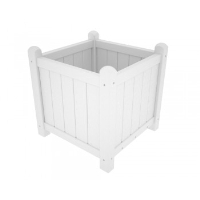 Picture of Polywood Traditional Garden GP16, Recycled Plastic Outoor Garden Planter