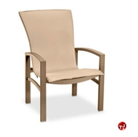 Picture of Homecrest Havenhill 4A379, Outdoor Aluminum Sling Dining Chair