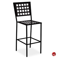 Picture of Homecrest Manhattan CH240, Outdoor Steel Cafe Dining Barstool