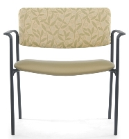 Picture of Stance Achieve SA520, Healthcare Medical Bariatric Stacking Chair