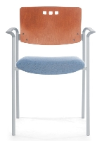 Picture of Stance Achieve SA510-WB, Contemporary Healthcare Medical Guest Stack Chair