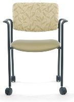 Picture of Stance Achieve SA515, Mobile Healthcare Medical Guest Stacking Chair