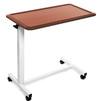 Picture of Stance Overbed Table ST140, Eclipse Mobile Thermoformed Top Table