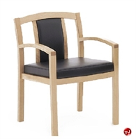 Picture of 420 Contemporary Guest Side Reception Arm Chair
