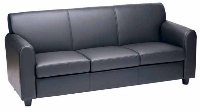 Picture of Contemporary Reception Lounge Three Seat Sofa