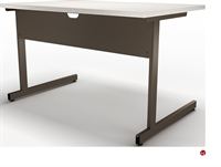 """Picture of Abco New Medley 24"""" x 48"""", Fixed Height Training Table, Modesty Panel, CCFL24486"""