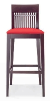 Picture of Valore Amura 3511, Contemporary Armlesss Cafeteria Dining Barstool