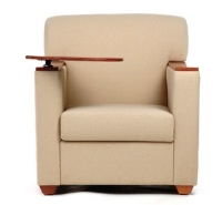 Picture of Valore Ashton 6210, Reception Lounge Lobby Tablet Arm Club Chair