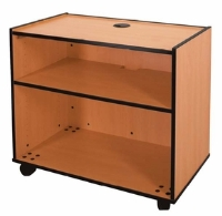 Picture of Ironwood LPC, Lecturn Mobile Projector Cart