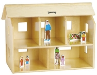 Picture of Jonti Craft 0731JC, Kids Play Doll House Storage