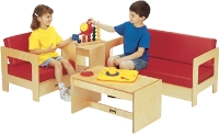 Picture of Jonti Craft 0380JC, Kids Play Living Room Set of 4