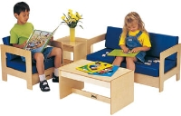 Picture of Jonti Craft 0381JC, Kids Play Living Room Set of 4