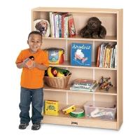 Picture of Jonti Craft 0962JC, Kids Storage, 4 Adjustable Shelf Bookcase