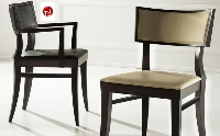 Picture of Diamante 1 Contemporary Guest Side Reception Armless Chair
