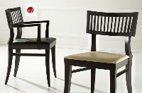 Picture of Diamante 2 Contemporary Guest Side Reception Armless Chair