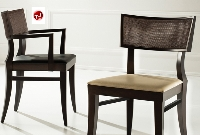 Picture of Diamante 3 Contemporary Guest Side Reception Arm Chair
