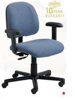 Picture of Cramer Centris CELD4, Mid Back Ergonomic Office Task Chair