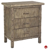 Picture of Whitecraft Birch Run Bedroom Collection, M545703 Three Drawer Chest