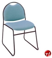 Picture of KFI 300 Series, RB310 Guest Side Armless Stack Chair