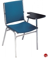 Picture of KFI TA400 Series, TA410 Tablet Arm Stack Chair