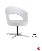 Picture of Aceray Giro Contemporary Reception Lounge Swivel Chair