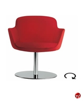 Picture of Aceray 365SWIV, Contemporary Reception Lounge Swivel Chair