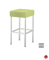 Picture of Aceray 546, Contemporary Cafeteria Dining Backless Barstool