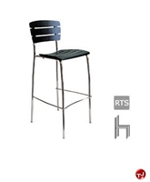 Picture of Aceray 548, Cafeteria Dining Armless Barstool