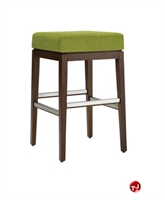 Picture of Aceray 583 Contemporary Cafeteria Dining Backless Barstool