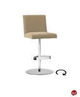 Picture of Aceray 583 Contemporary Cafeteria Dining Swivel Barstool