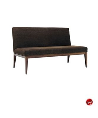 Picture of Aceray 283, Contemporary Reception Lounge Lobby 2 Seat Armless Sofa