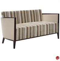 Picture of Aceray Brano, Contemporary Reception Lounge 2 Seat Loveseat Sofa