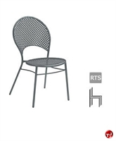 Picture of Aceray 121, Outdoor Steel Armless Stack Chair