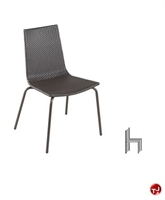 Picture of Aceray 194, Outdoor Wicker Armless Stack Chair