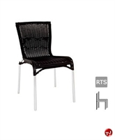 Picture of Aceray 196, Outdoor Aluminum Armless Stack Chair