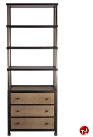 Picture of Stanely Signature Continuum Metal Etagere Hutch
