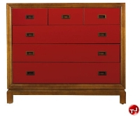 Picture of Stanely Signature Continuum 6 Drawers Accent Chest