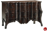 Picture of Stanely Signature Creased Two Drawer Bedroom Chest, Niaiserie Commode