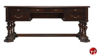 Picture of Stanely Signature Cavaletto Desk, Traditional Writing Office Desk
