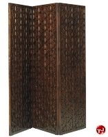 Picture of Stanely Signature Indonesian Whispering Three Panel Privacy Screen
