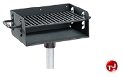 Picture of 620 Inground Rotating Outdoor Grill
