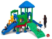 Picture of Play Today Discovery Center 4 Platform Structure, 2-5 Years