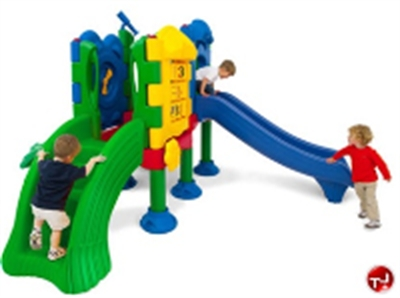 Picture of Play Today Discovery Center 2 Platform Structure, 2-5 Years