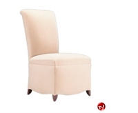 Picture of Charlotte 730, Reception Lounge Lobby Armless High Back Chair