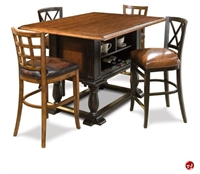 """Picture of Fairfield 8130, 56"""" Cafeteria Dining Gathering Table"""