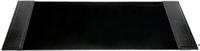 "Picture of Dacasso P2201 Black Crocodile Embossed Leather Deskpad, 34"" x 20"""